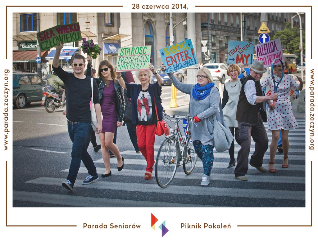 Parada Seniorów 2014