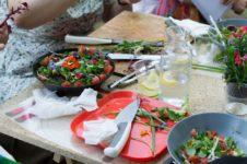Kulinarne warsztaty międzypokoleniowe_Zielony Jazdó_Kwiaty jadalne_Fundacja ZACZYN-22