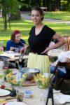 Kulinarne warsztaty międzypokoleniowe_Zielony Jazdó_Kwiaty jadalne_Fundacja ZACZYN-5
