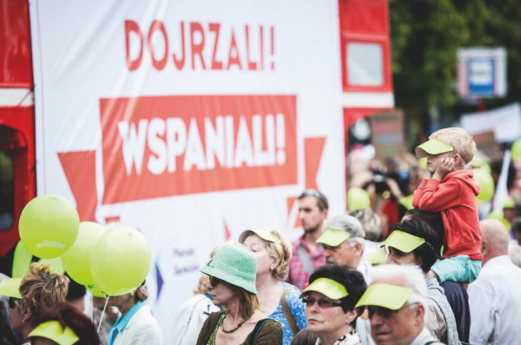 Dojrzali Wspaniali - Warszawska Rada Seniorow