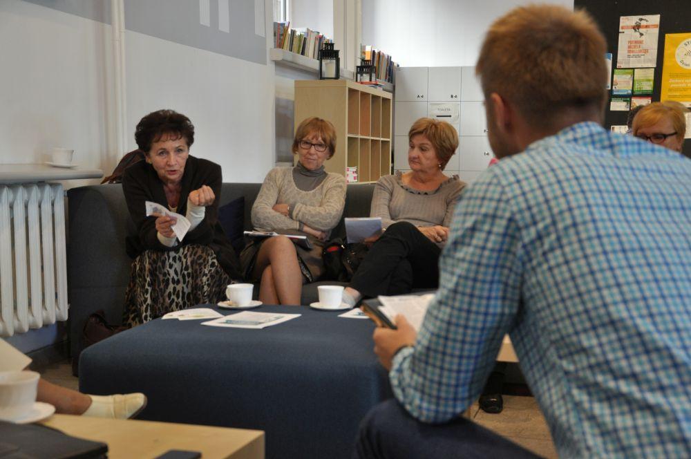 Spotkanie redakcyjne Zdaniem Seniora-Fundacja Zaczyn-10