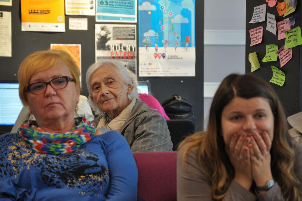 Spotkanie redakcyjne Zdaniem Seniora-Fundacja Zaczyn-13