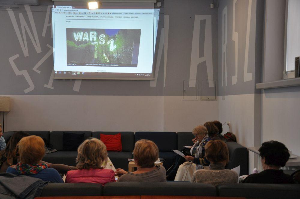 Spotkanie redakcyjne Zdaniem Seniora-Fundacja Zaczyn-3