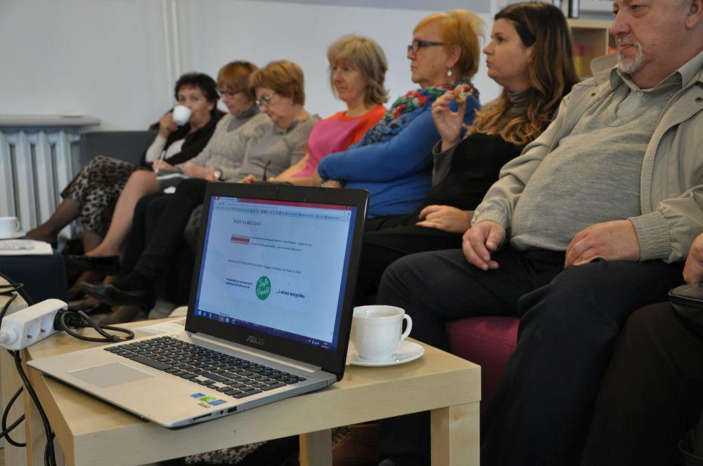 Spotkanie redakcyjne Zdaniem Seniora-Fundacja Zaczyn-7