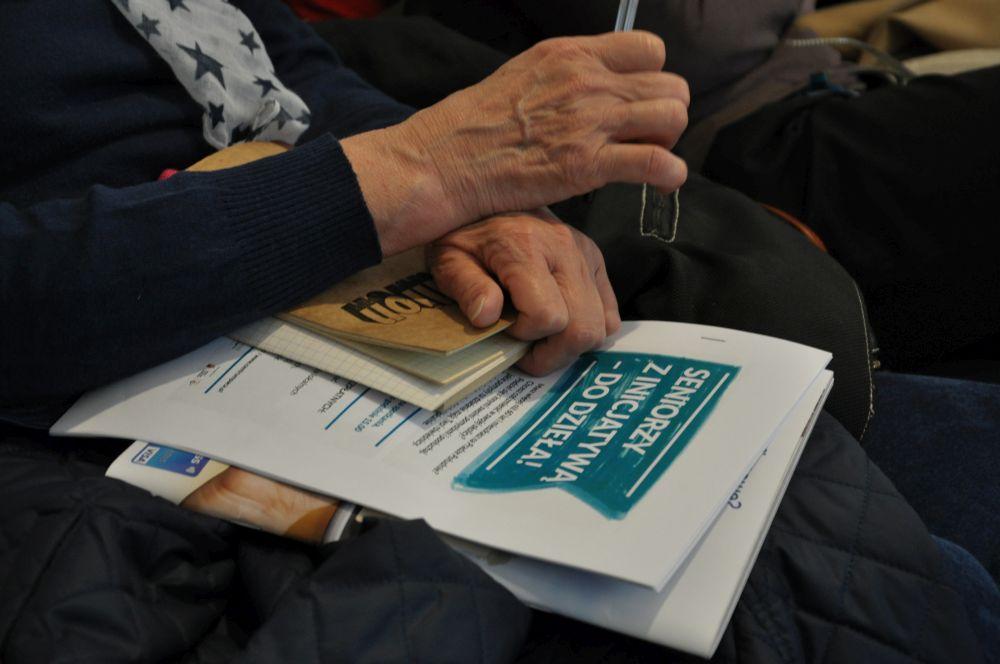 Spotkanie redakcyjne Zdaniem Seniora-Fundacja Zaczyn-9