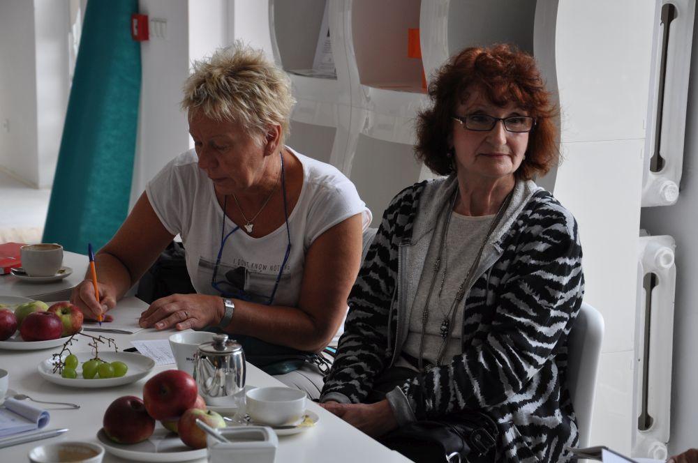 Spotkanie redakcyjne Zdaniem Seniora w Apteka Sztuki-4