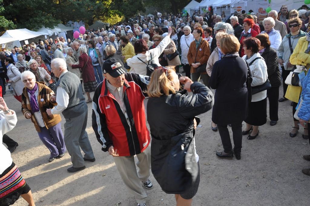 Piknik MiędzynarodowyDzień Osób Starszych, Ogród Saski 2014 - Fundacja ZACZYN  (112)