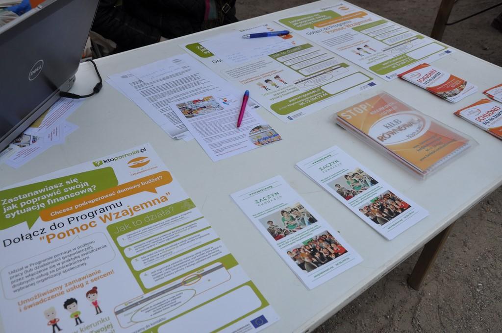 Piknik MiędzynarodowyDzień Osób Starszych, Ogród Saski 2014 - Fundacja ZACZYN  (88)