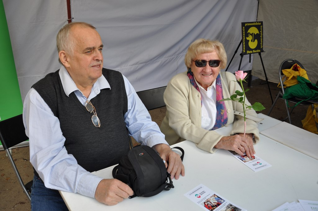 Piknik MiędzynarodowyDzień Osób Starszych, Ogród Saski 2014 - Fundacja ZACZYN  (106)