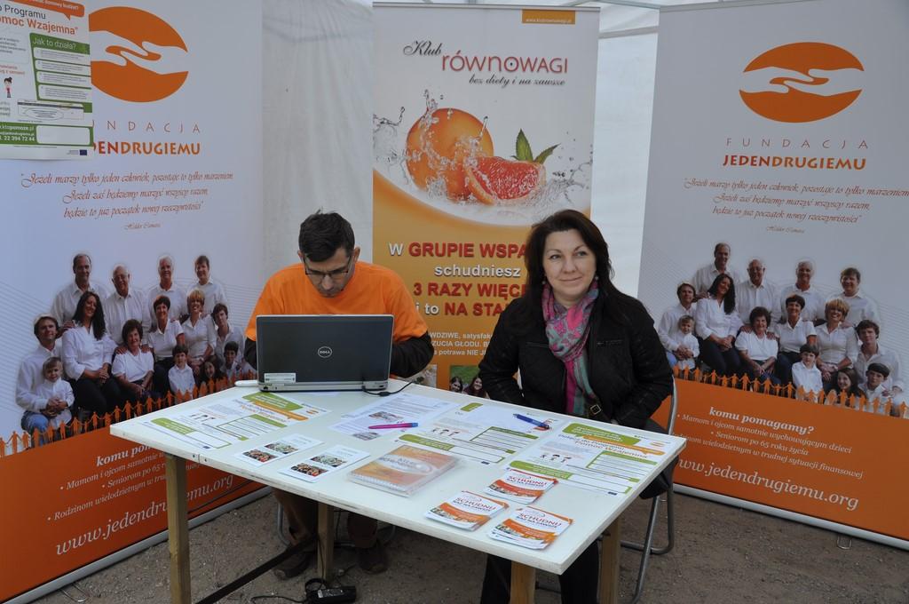 Piknik MiędzynarodowyDzień Osób Starszych, Ogród Saski 2014 - Fundacja ZACZYN  (87)