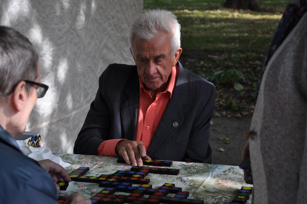 Piknik MiędzynarodowyDzień Osób Starszych, Ogród Saski 2014 - Fundacja ZACZYN  (40)