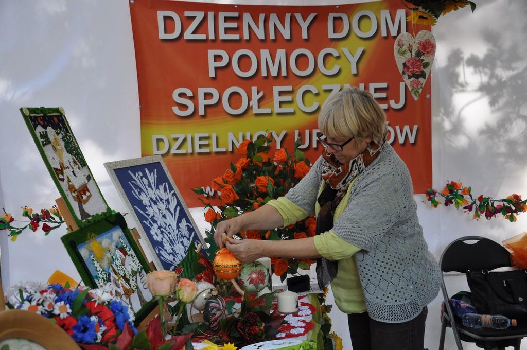 Piknik MiędzynarodowyDzień Osób Starszych, Ogród Saski 2014 - Fundacja ZACZYN  (37)