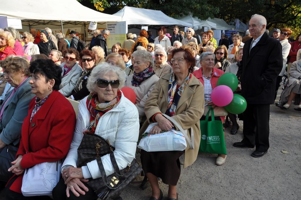 Piknik MiędzynarodowyDzień Osób Starszych, Ogród Saski 2014 - Fundacja ZACZYN  (96)