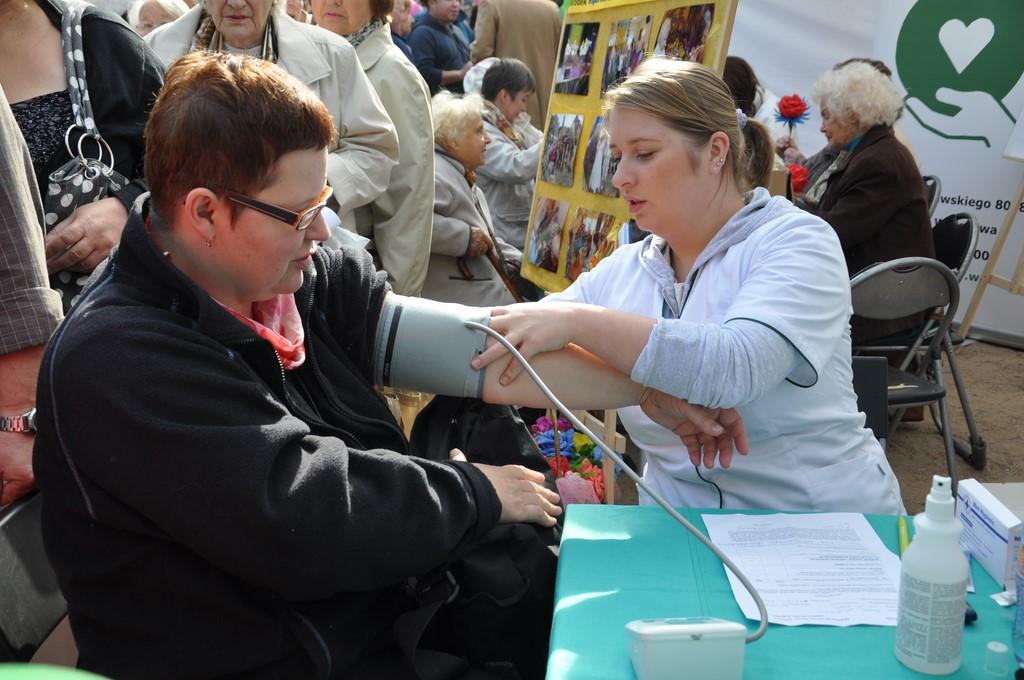 Piknik MiędzynarodowyDzień Osób Starszych, Ogród Saski 2014 - Fundacja ZACZYN  (27)