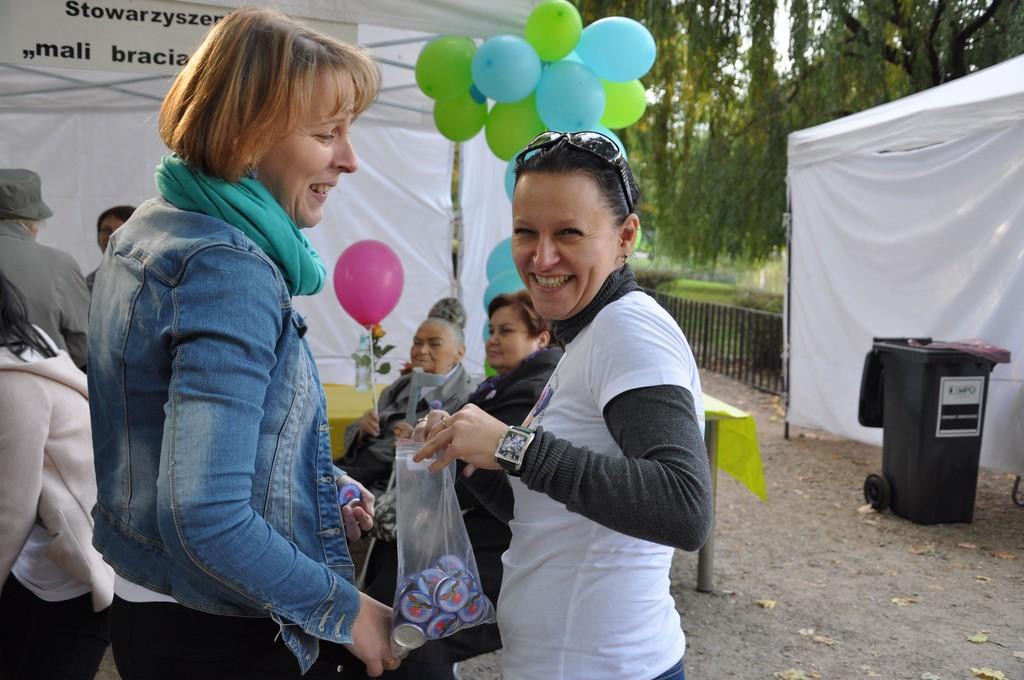 Piknik MiędzynarodowyDzień Osób Starszych, Ogród Saski 2014 - Fundacja ZACZYN  (109)
