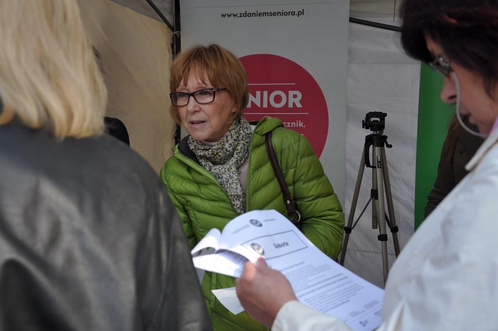 Piknik MiędzynarodowyDzień Osób Starszych, Ogród Saski 2014 - Fundacja ZACZYN  (58)