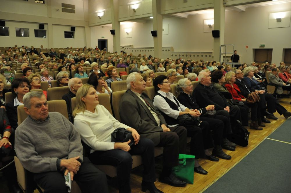 Bemowska Wigilia Seniora 2014-Fundacja Zaczyn-13