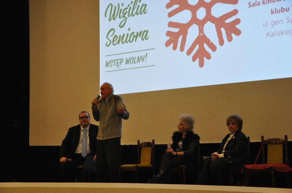 Bemowska Wigilia Seniora 2014-Fundacja Zaczyn-28