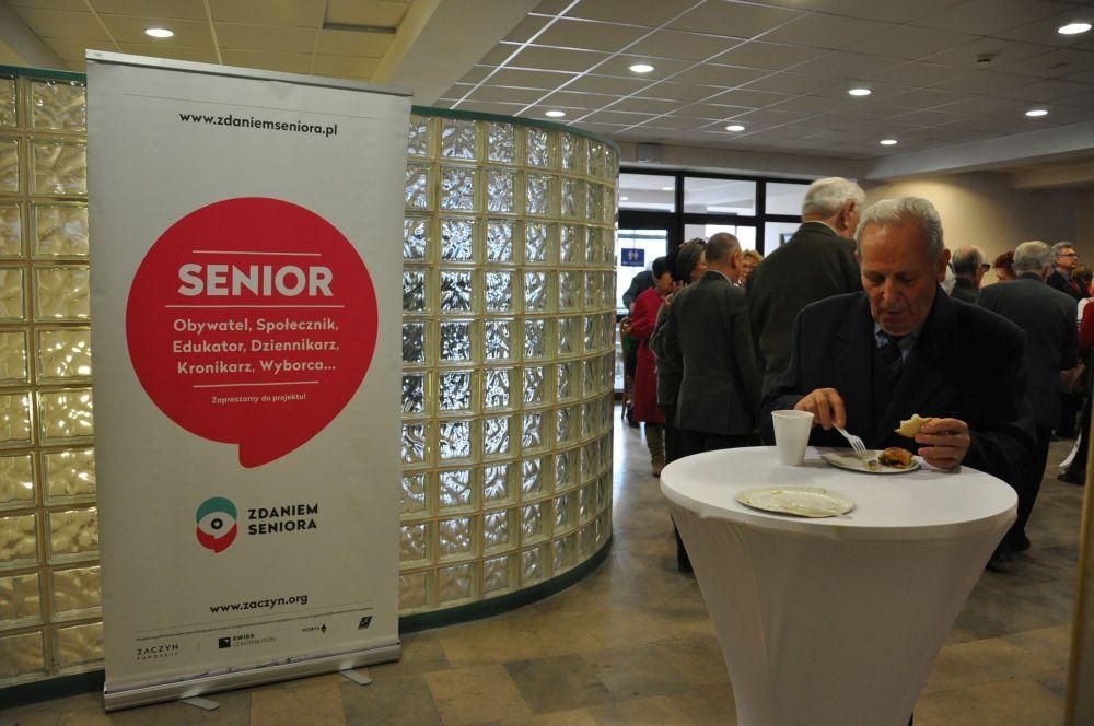 Bemowska Wigilia Seniora 2014-Fundacja Zaczyn-33