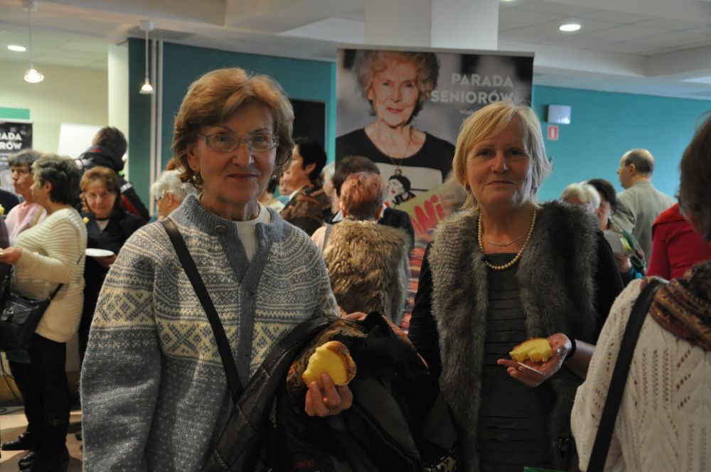 Bemowska Wigilia Seniora 2014-Fundacja Zaczyn-34