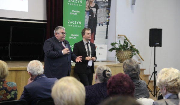 Fundacja Zaczyn, Odważ się na zmiany, Gdańsk